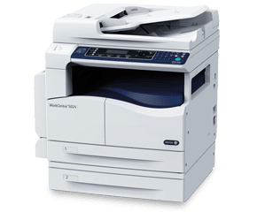 Мултифункционално у-во Xerox WorkCenter 5022, P/C/colour S, A3, Laser, 22ppm, DADF duplex, max 20 K pages per month, 600 x 600 dpi, 256 MB, USB2.0